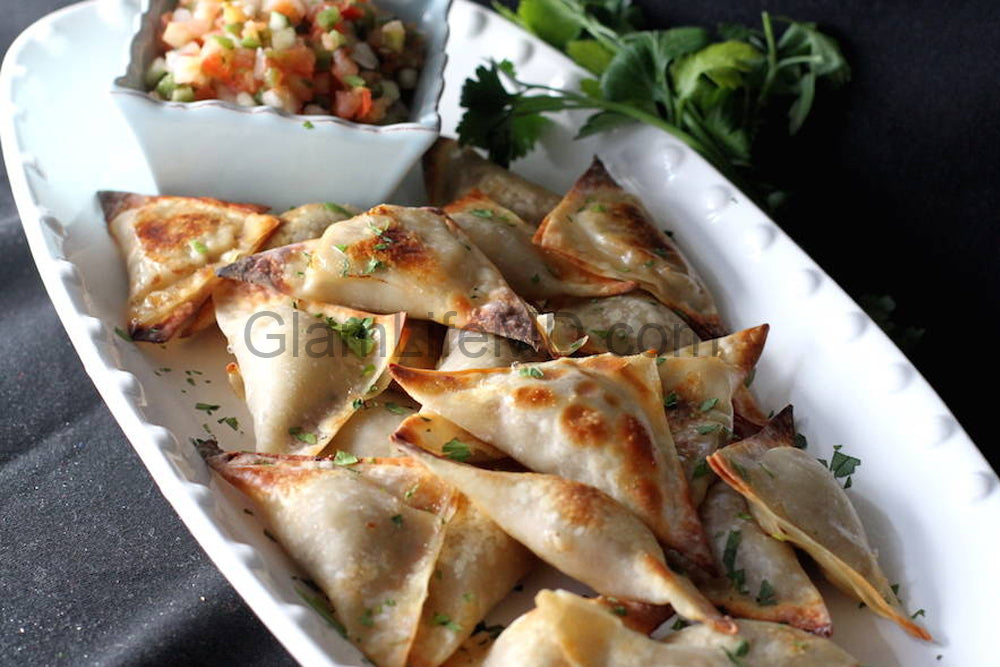 Taco Wontons | Make Appetizers