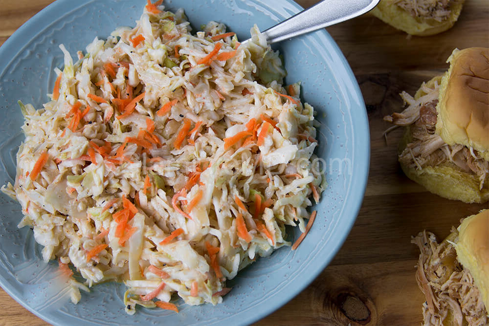 Tangy Slaw | Table Sides