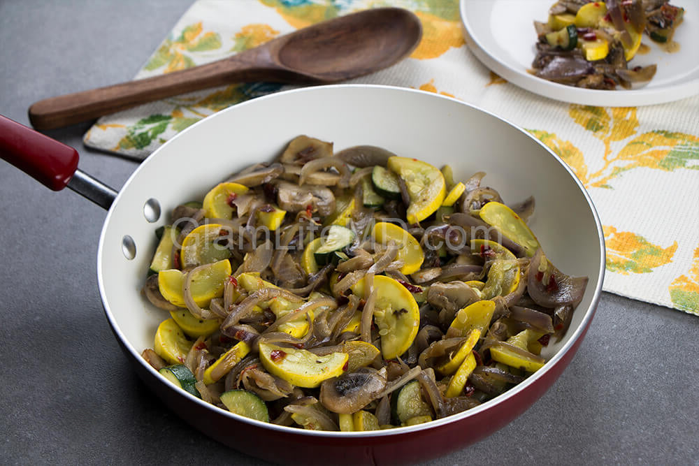 Tuscan Sauteed Vegetables | Recipes For Sides Dishes