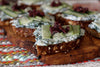Tzatziki Toasts