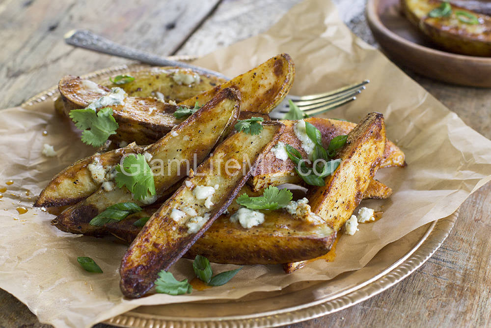 Wildtree Wing Fries | Appetizers And Party Recipes