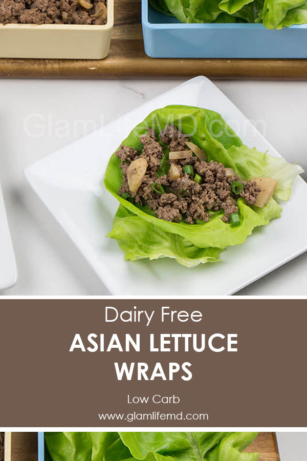 Asian Lettuce Wraps | Food Recipes Easy Lunch