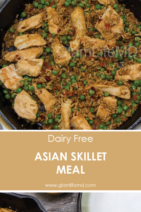 Asian Skillet Meal | Best Lunch Recipes