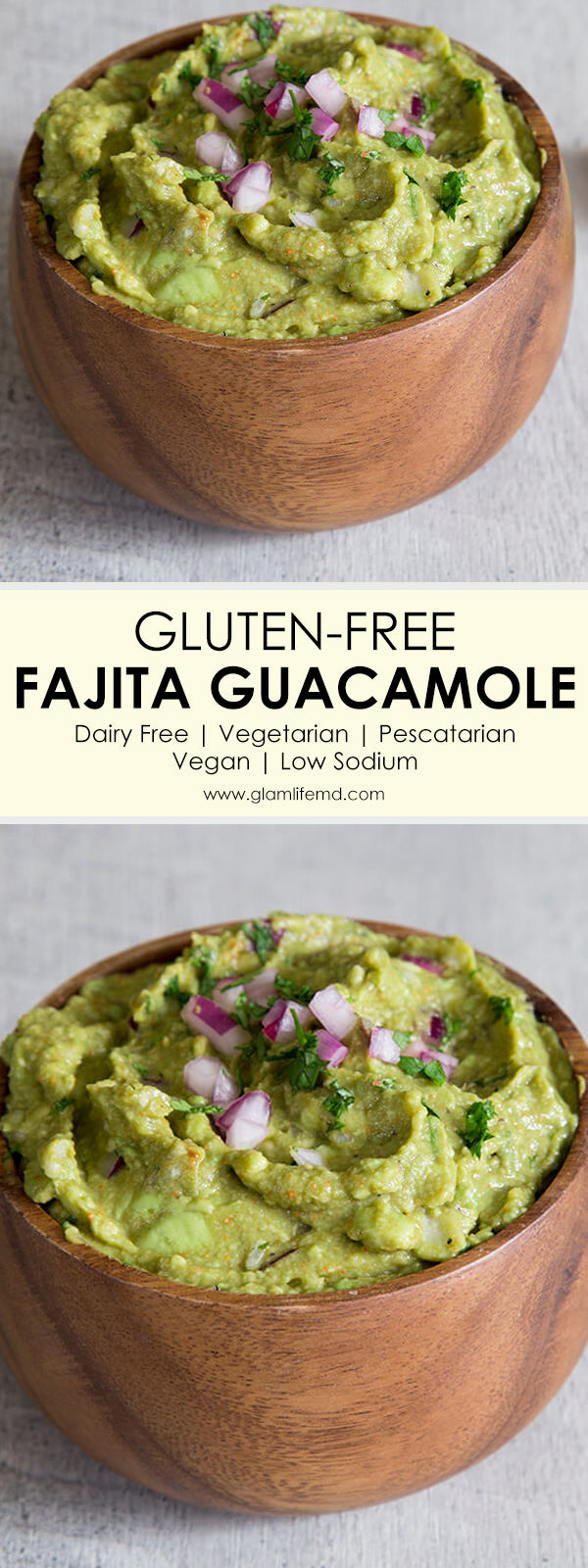 Fajita Guacamole | Easy Cheese Dips Recipes