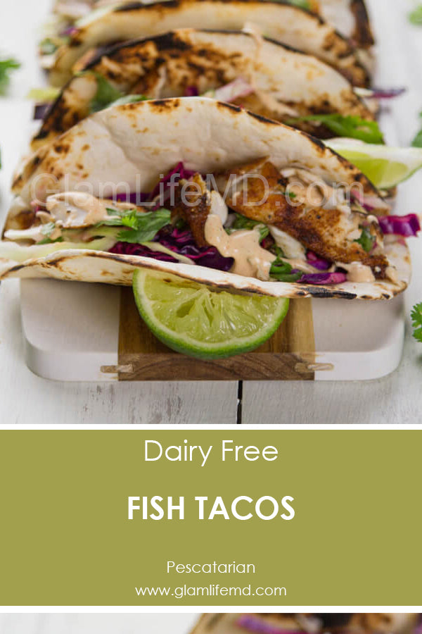 Fish Tacos | Fish Lunch Recipes