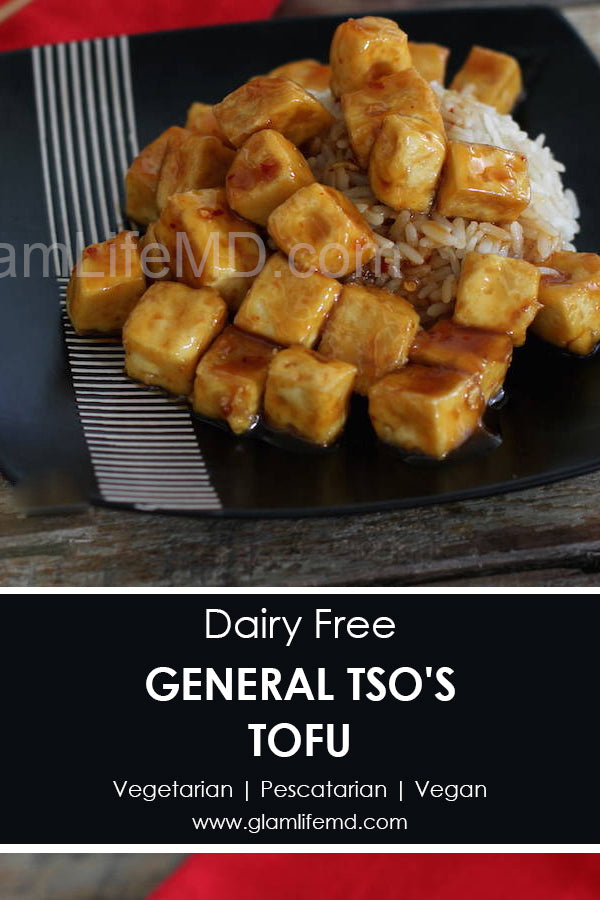 General Tso's Tofu | Easy Recipes Lunch