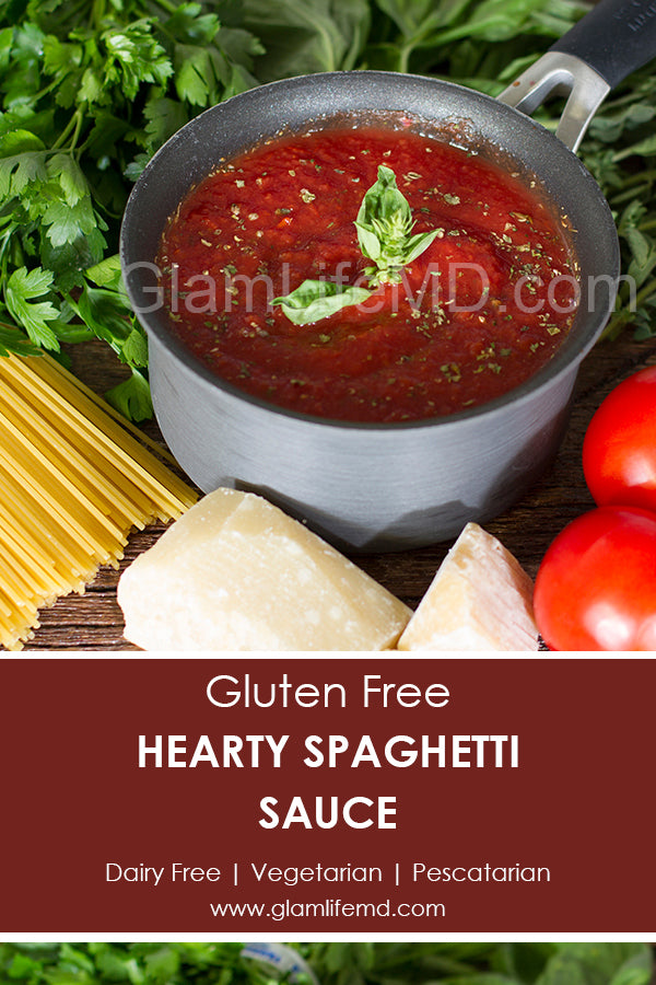 Hearty Spaghetti Sauce | Different Dinner Recipes