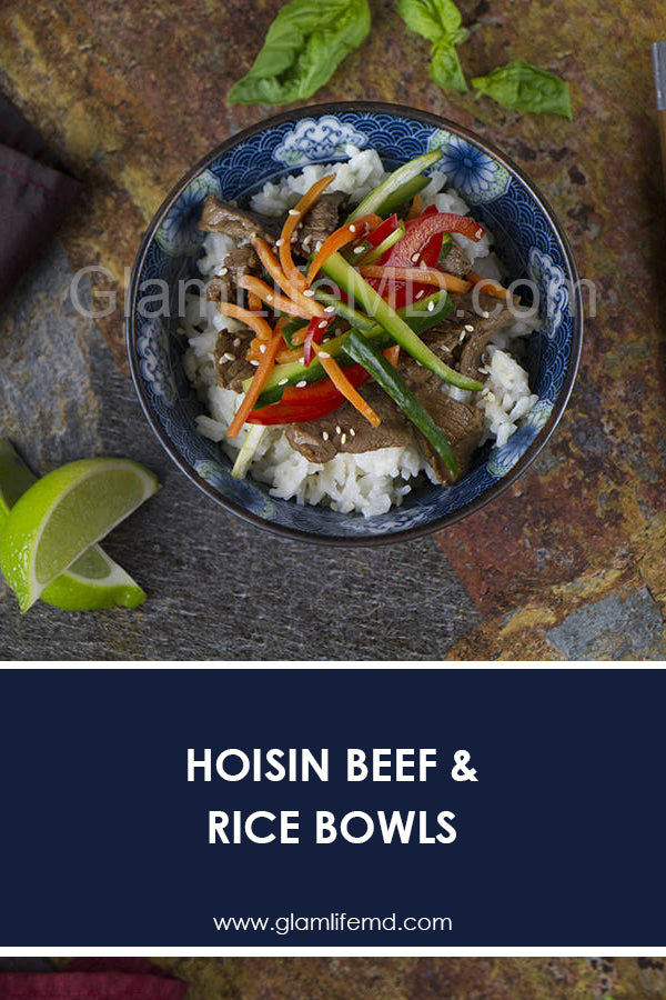 Hoisin Beef & Rice Bowls | Beef Dinner Recipes