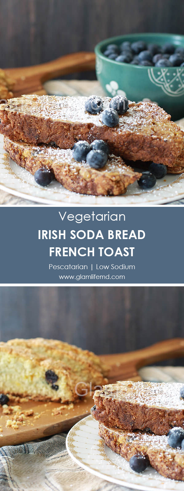 Irish Soda Bread French Toast | Breakfast Breads Recipes