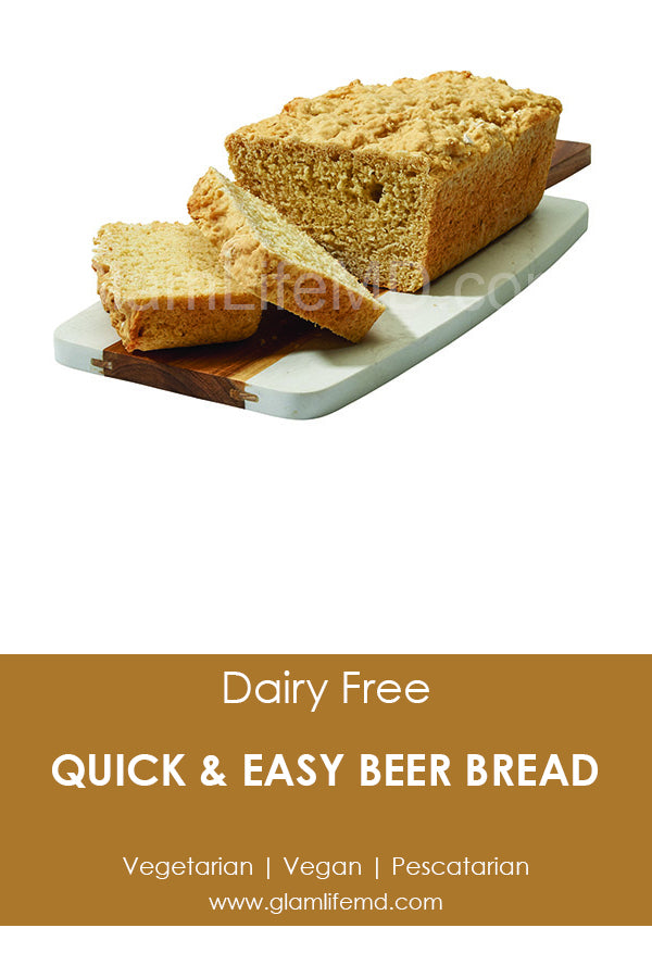 Quick & Easy Beer Bread | Recipes For Sides Dishes