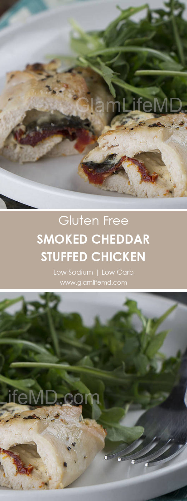 Smoked Cheddar Stuffed Chicken | Recipes With Chicken