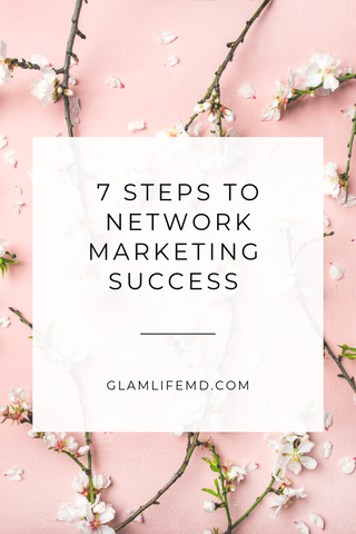 network marketing sucess