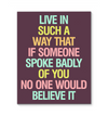 Canvas Wall Art Empowering l Quotes 004|GlamLifeMD