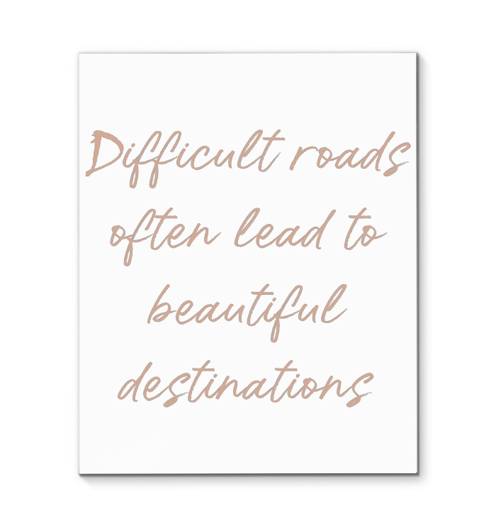 Canvas Wall Art Inspirational Quotes 032