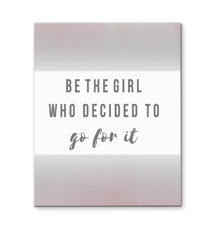 Canvas Wall Art Inspirational Quotes 028