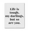 Canvas Wall Art Inspirational Quotes 037