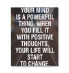 Canvas Wall Art Inspirational Quotes 019