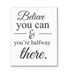 Canvas Wall Art Inspirational Quotes 048