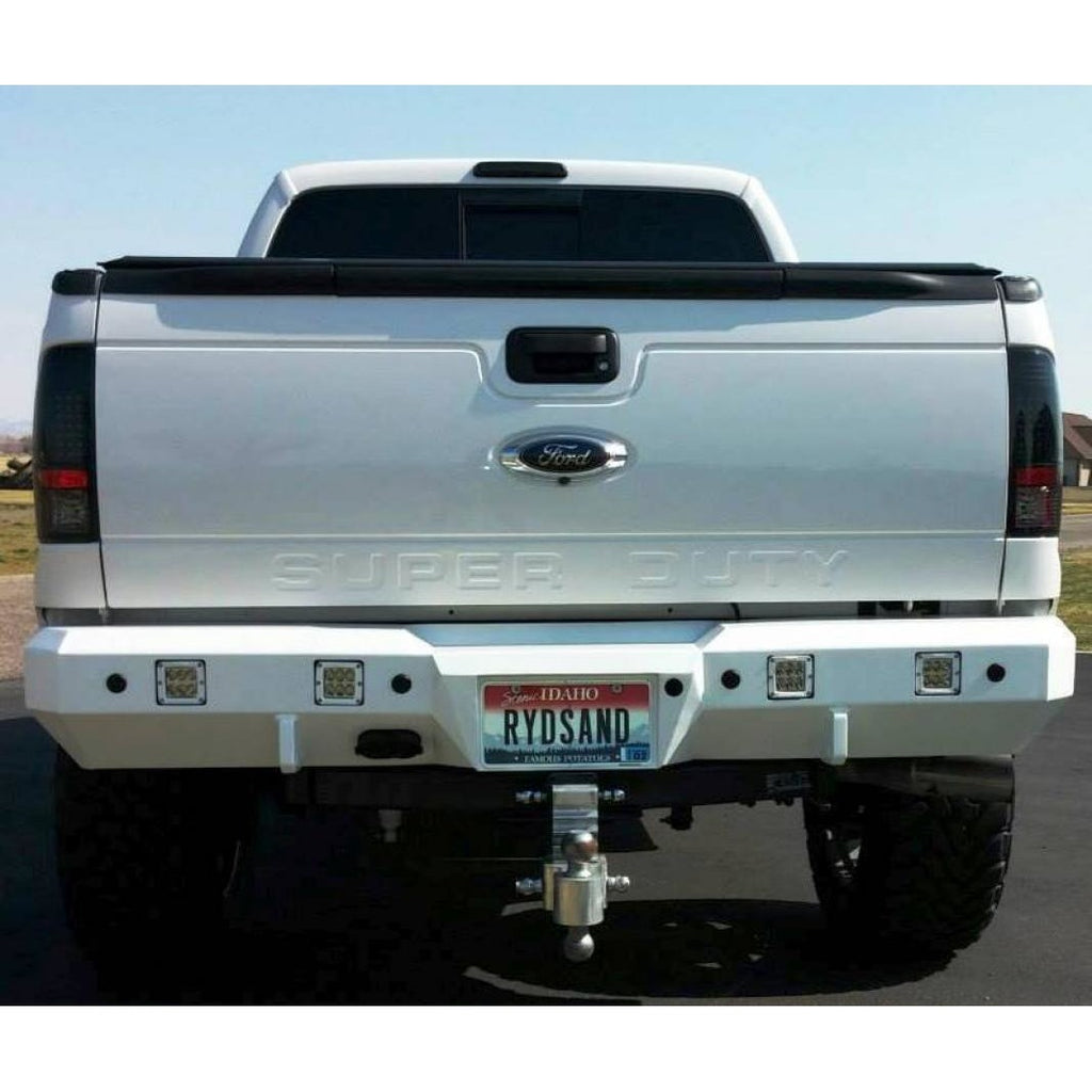 Rear Fusion Bumper 2009-2014 Ford F150