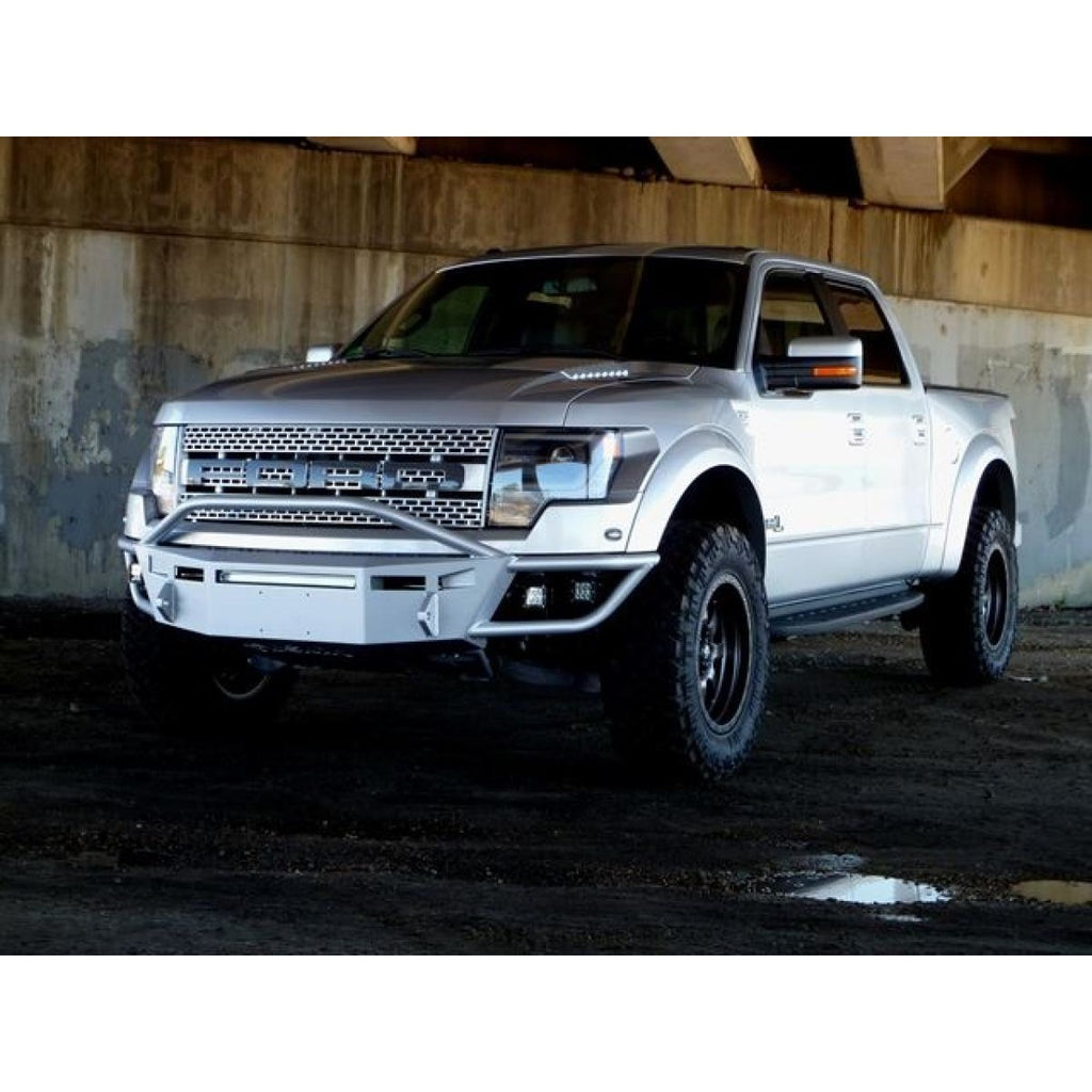 Front Fusion Bumper 2010-2014 Ford F-150 Raptor