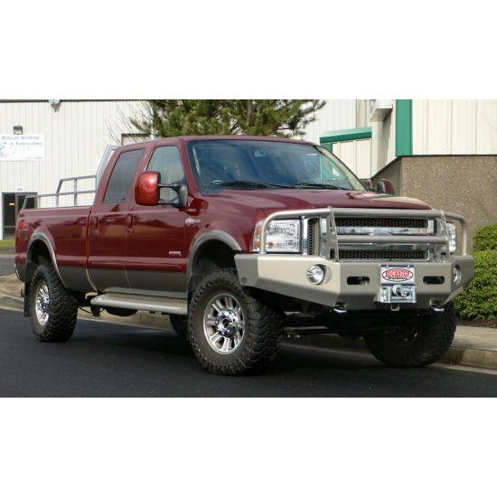 Rear Fusion Bumper 1999-2004 Ford Super Duty