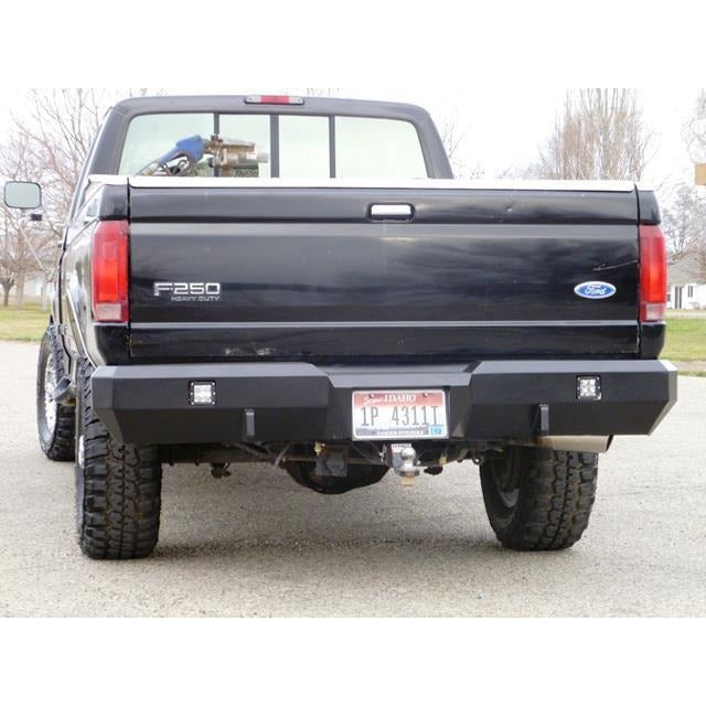 Rear Fusion Bumper 1992-1997 Ford F-250 & F-350