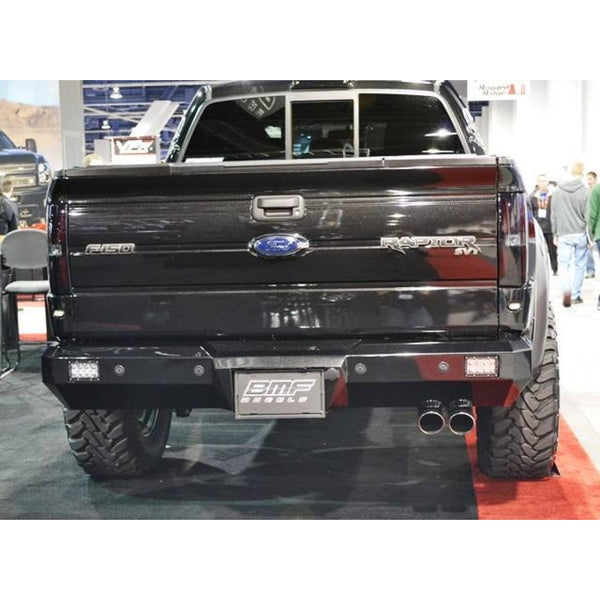 Rear Fusion Bumper 2010-2014 Ford F-150 Raptor
