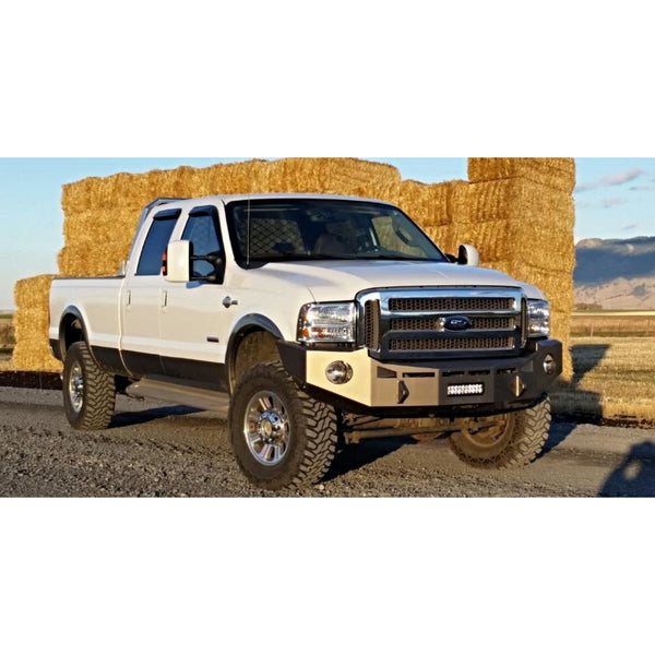 Front Fusion Bumper 2005-2007 Ford Super Duty