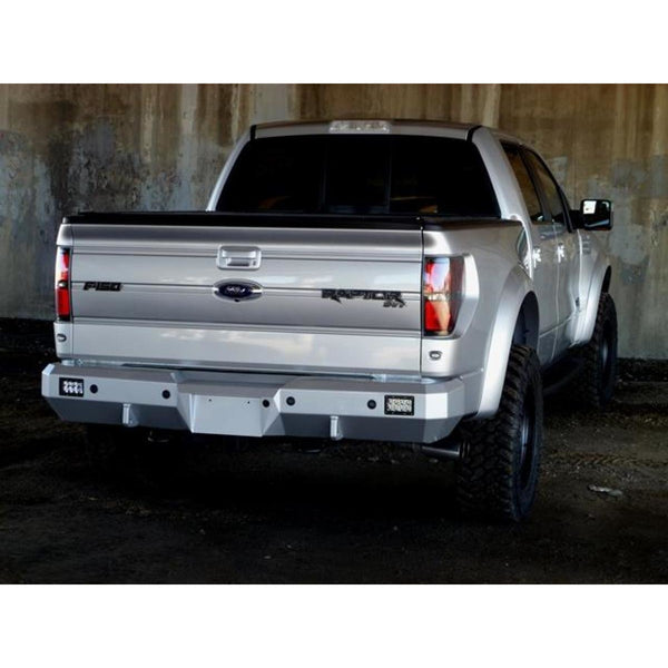 Rear Fusion Bumper 2017-2018 Ford F-150 Raptor