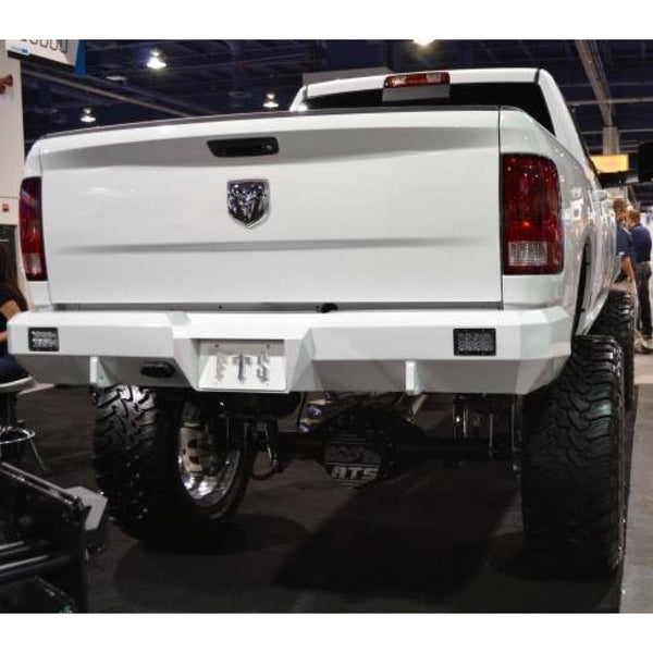 Rear Fusion Bumper 2010-2017 Dodge Ram HD 2500-3500