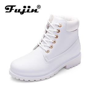 winter Top Quality Comfortable Platform Boots Women