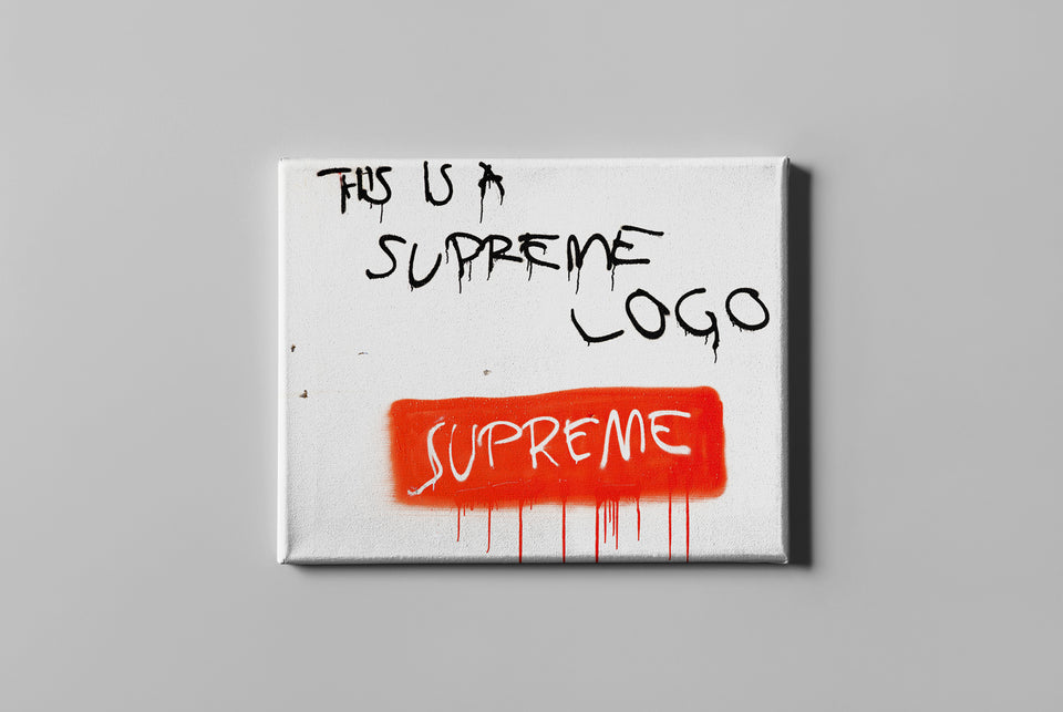 """This is a Supreme logo"""