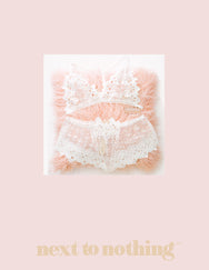 Next To Nothing Snowdrop Lace Bralette