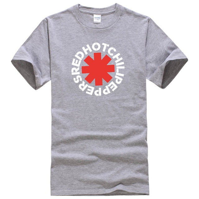 Red Hot Chili Peppers T Shirt - Rock & Gear