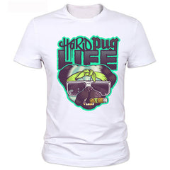 Hard Pug Life T Shirt - Rock & Gear