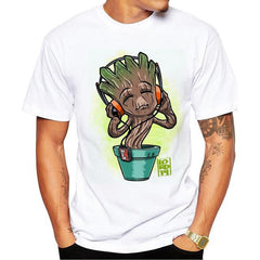Dancing Baby Groot - Guardians of the Galaxy T Shirt - Rock & Gear