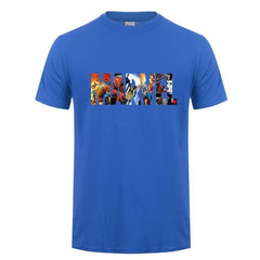 Marvel Short Sleeve T-shirt - Rock & Gear