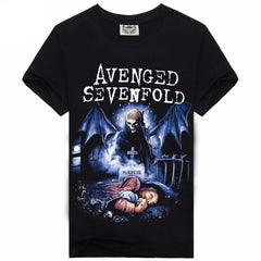 Avenged Sevenfold T Shirt - Rock & Gear