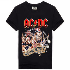 AC DC Are You Ready T shirt - Rock & Gear