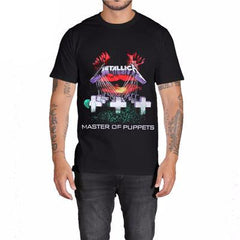 Metallica Master Of Puppets T Shirt - Rock & Gear