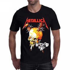 Metallica Damage Inc T Shirt - Rock & Gear