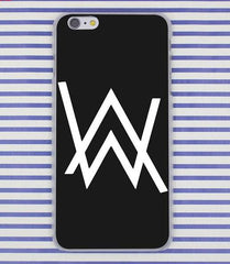 Alan Walker Hard Phone Case for Apple iPhone X 8 7 6 6S 5 5s 4 4s - Rock & Gear