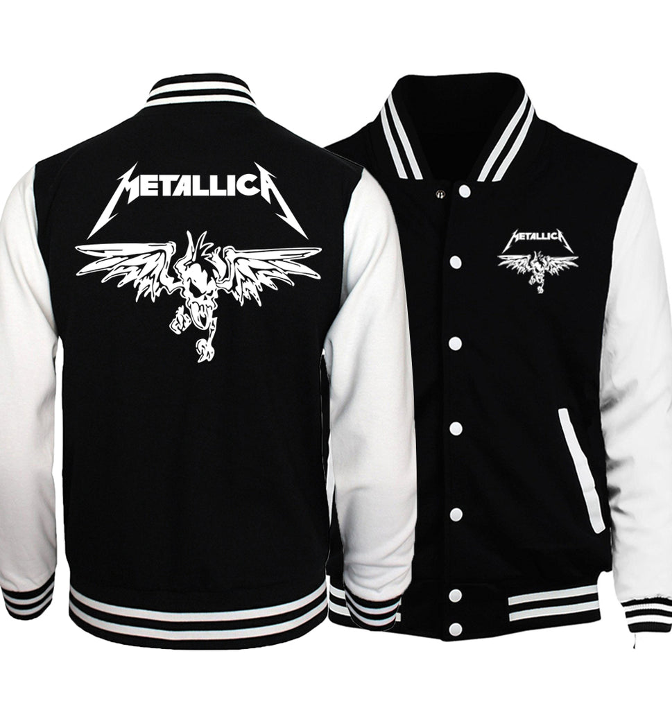 Metallica Jacket - Rock & Gear