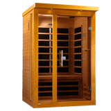 Callisto 2 Person Low EMF Far Infrared Sauna (DISCONTINUED), [variant_title], Sauna, [shop_name]