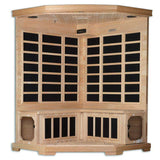 Planet Sauna:Golden Designs 2-3 Person Low EMF Far Infrared Sauna,Sauna,Golden Designs Saunas