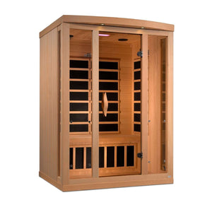 Jabbah 3 Person Near Zero EMF Far Infrared Sauna (Full Spectrum Option Available) (DISCONTINUED), [variant_title], Sauna, [shop_name]