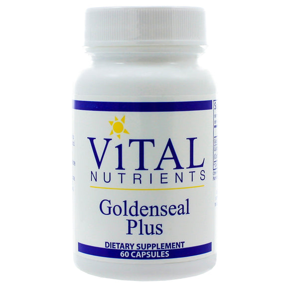 Vital Nutrient Goldenseal