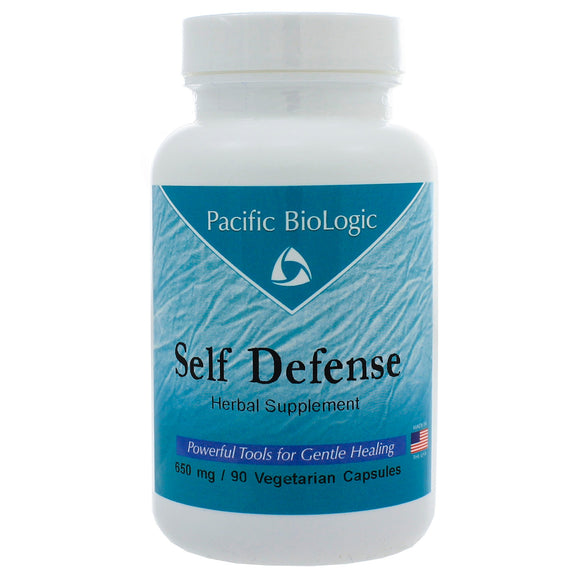 Self Defense Herbal Supplement (Pacific Biologic) Free Shipping to US