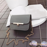 leather woman bag cross body Flap Bag mini small women messenger bag small clutches Shoulder Bag #5M