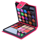 Women 4 types 32 Color Cosmetic Matte Eyeshadow Cream Eye Shadow Makeup Palette Shimmer Set with MirrorDrop Shipping